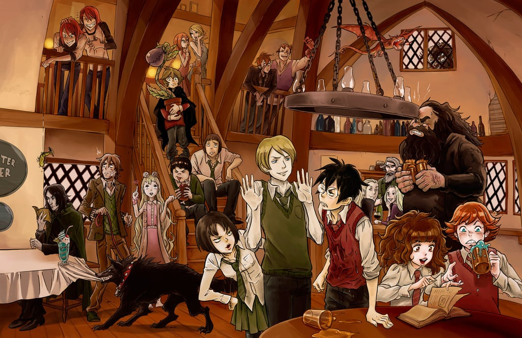 Harry Potter Clan