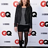 Ashley Greene let her hair down on Friday.