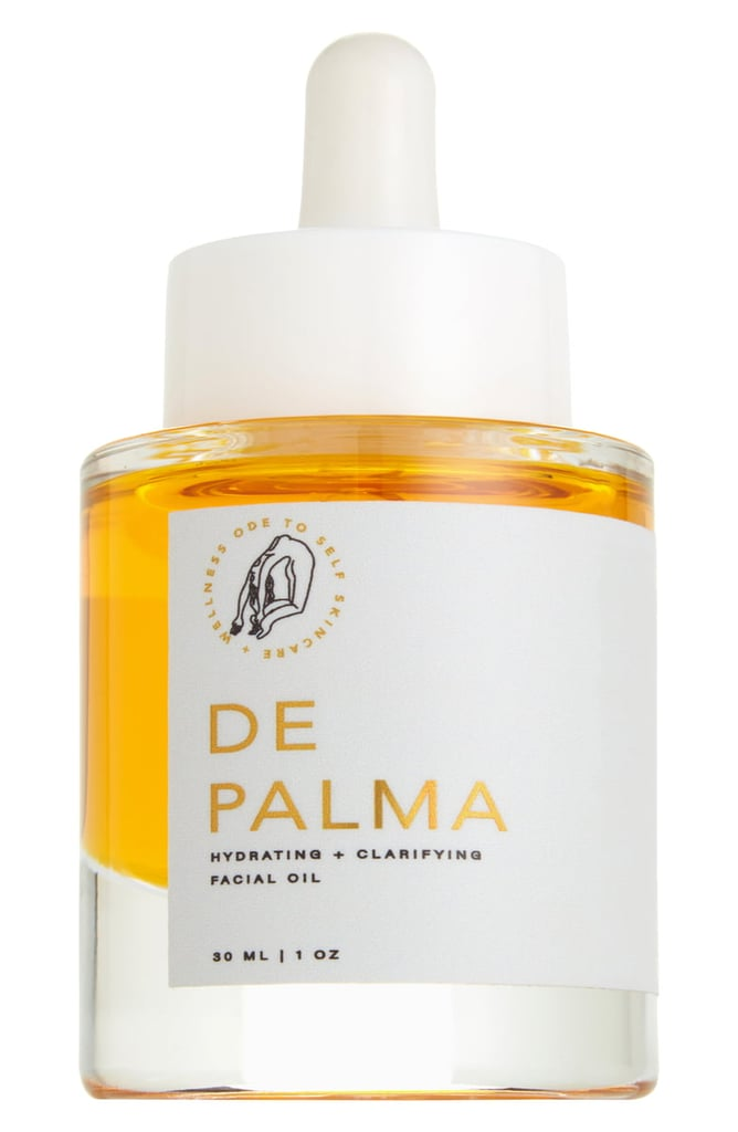 Ode to Self Skincare De Palma Hydrating + Clarifying Facial Oil