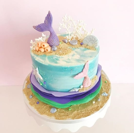 Family Food And Fun First Birthday Cake: POPSUGAR Food