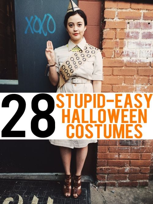 Easy costume ideas from clothes you own popsugar smart living easy costume ideas from clothes you own solutioingenieria Choice Image