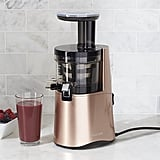 Crate & Barrel Hurom Rose Gold Slow Juicer