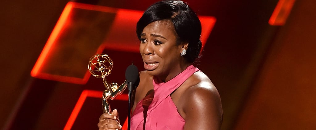Uzo Aduba's Emmy Acceptance Speech Will Make You Adore Her Even More