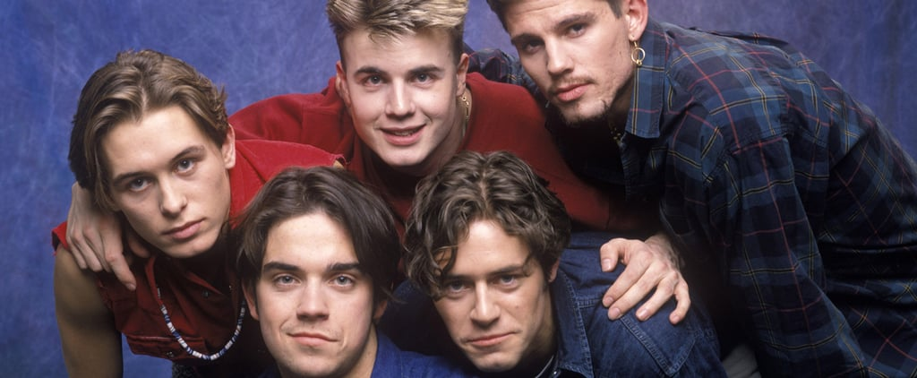 Could Robbie Williams Be Returning to Take That?