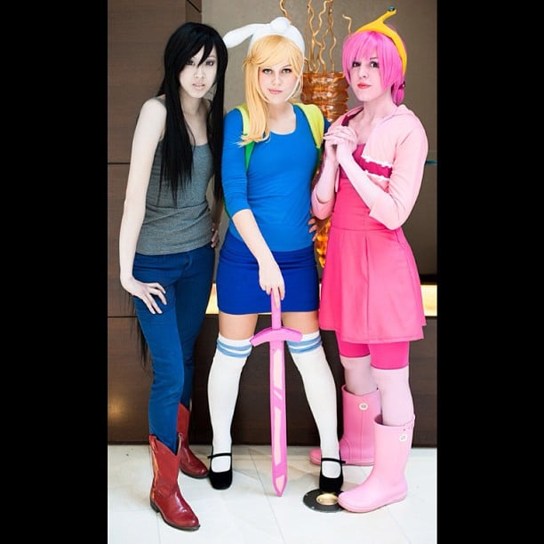 Sexy adventure time costumes