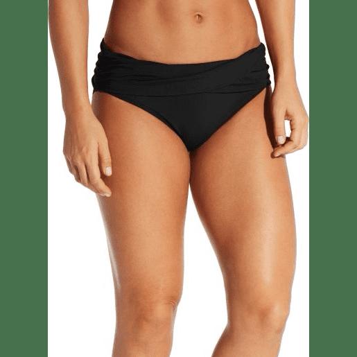 CALIA Women's Overlap Bikini Bottoms