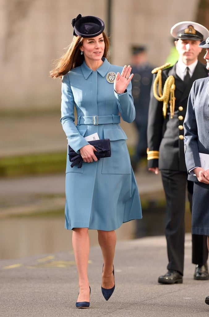 Kate Middleton Fall Coats
