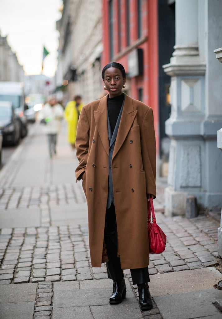Opt For a '80s-Inspired Coat
