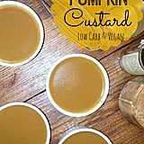 Easy Pumpkin Custard
