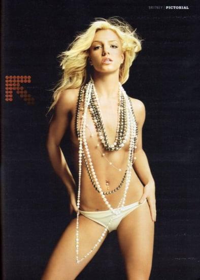 Britney Spears German Maxim april 2009