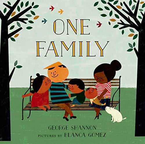 Ages 4-6: One Family