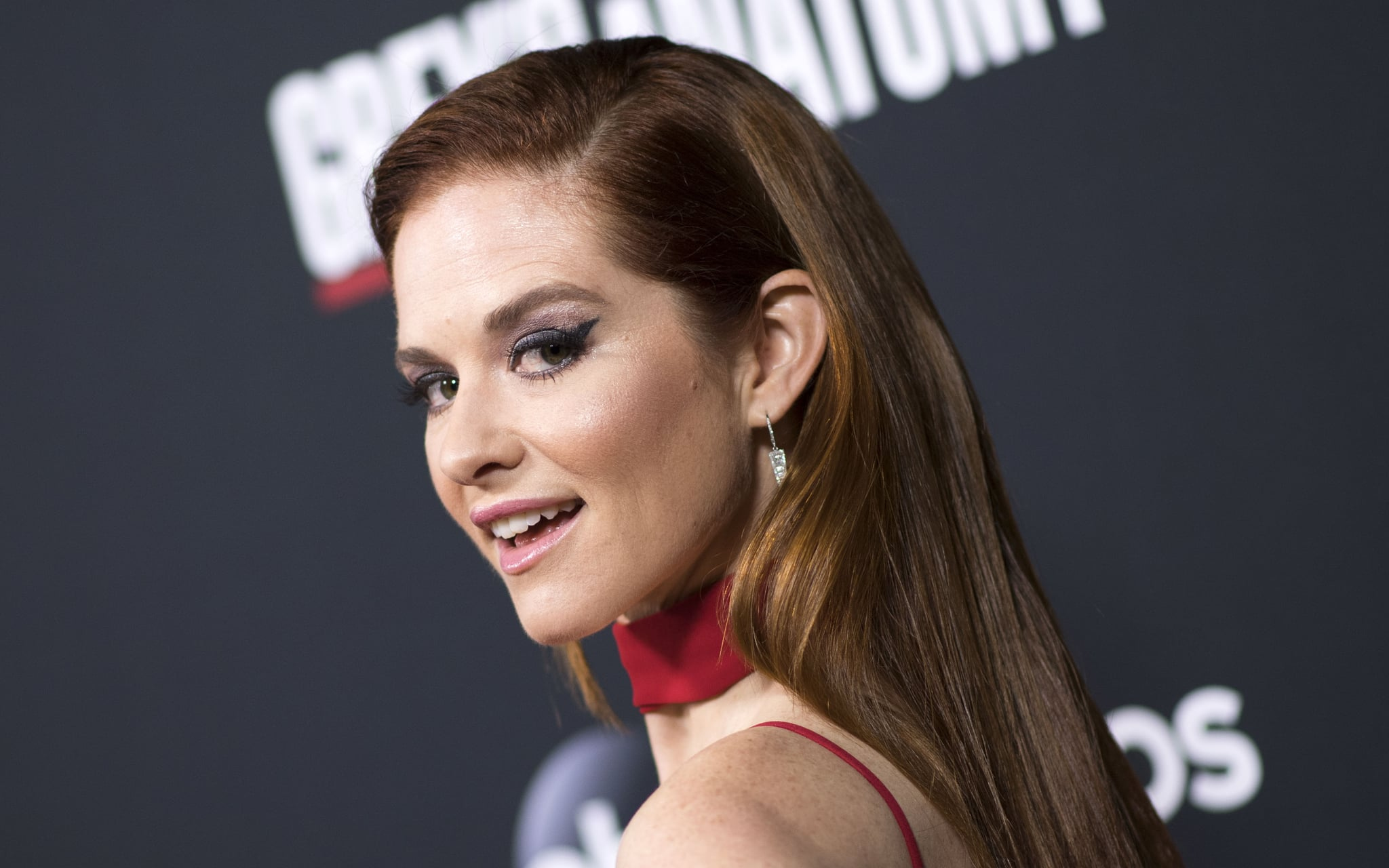 Actress Sarah Drew attends the 300th