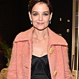 Katie Holmes and Jamie Foxx at Prive Revaux Store Opening