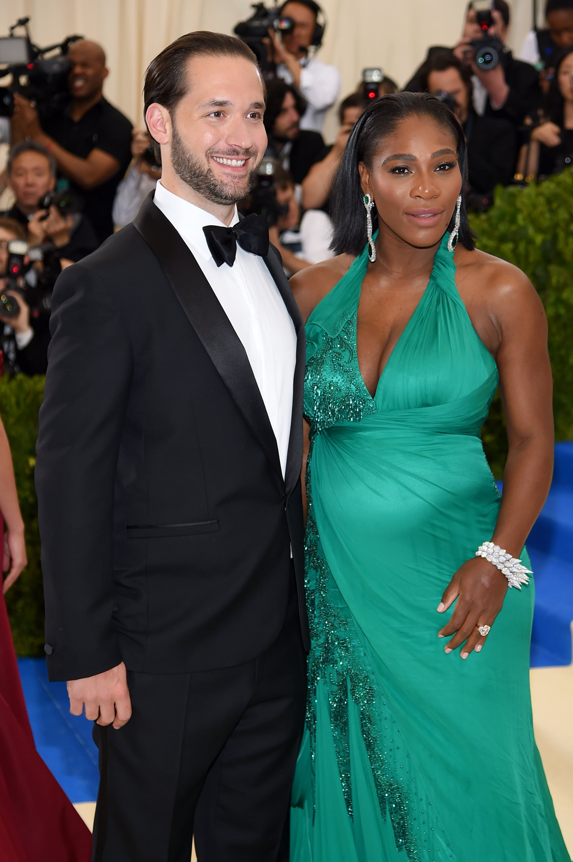 Serena Williams Marries Alexis Ohanian | POPSUGAR Celebrity Australia