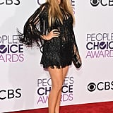 Blake Lively Wore the Most Daring Look of All at the People's Choice Awards
