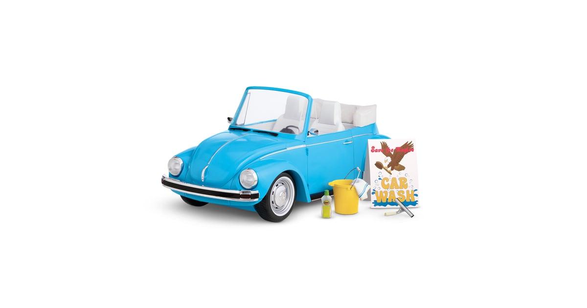 american girl julie 39 s car wash set the best gifts for 6 year olds popsugar moms. Black Bedroom Furniture Sets. Home Design Ideas