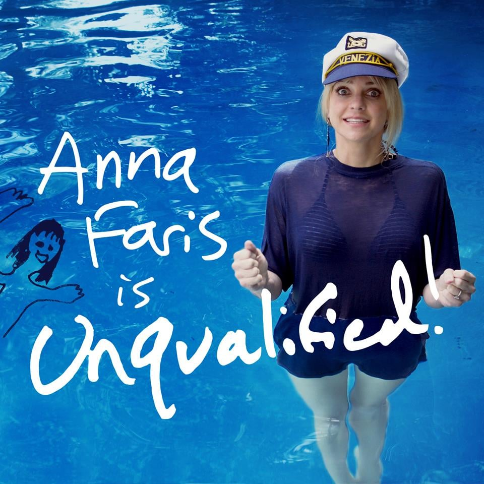 Image result for anna faris podcast