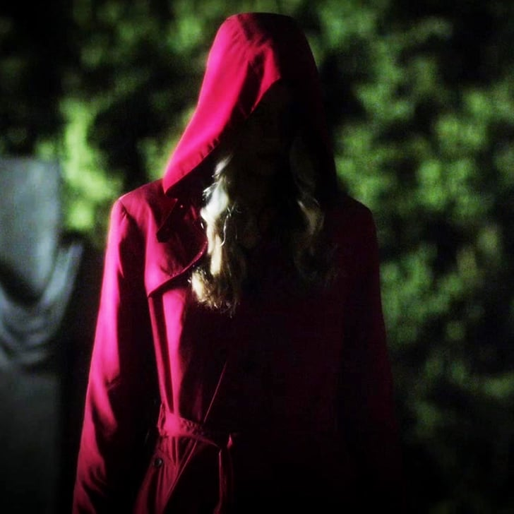 Who Is Red Coat on Pretty Little Liars? | POPSUGAR Entertainment