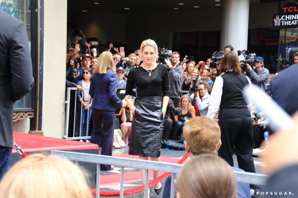 Kristen Stewart and Jodie Foster Together May 2016