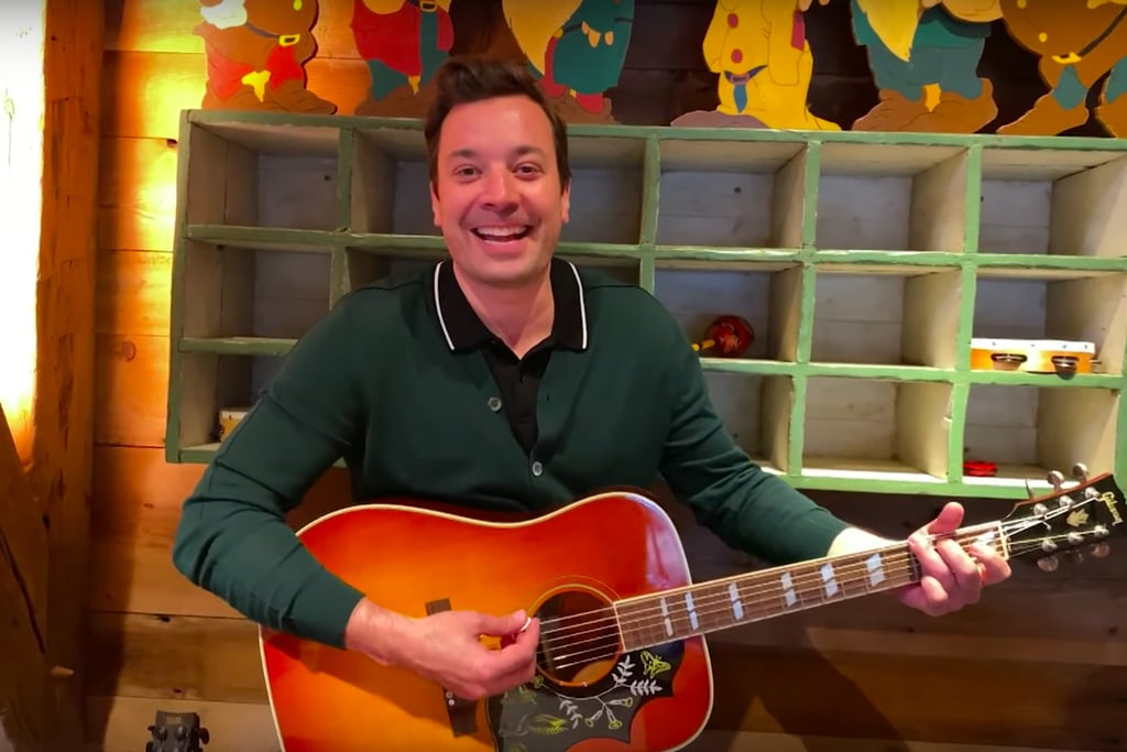 Jimmy Fallon Puts on The Tonight Show From Home | Videos