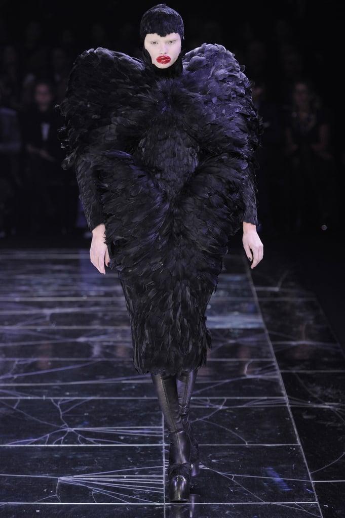 Paris Fashion Week: Alexander McQueen Fall 2009