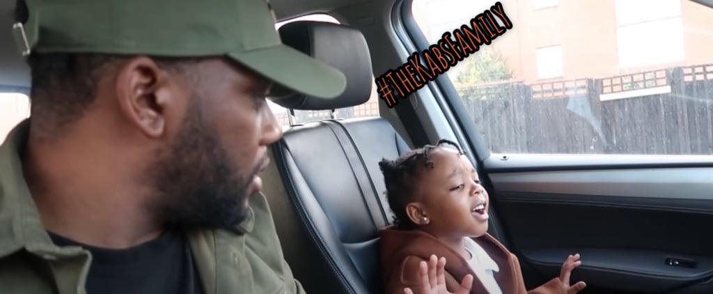 "Toddler Sings Selena's ""Bidi Bidi Bom Bom"" in Car | Video"