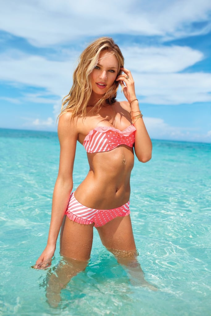 The first issue of the Victoria's Secret Swim 2013 catalogue.