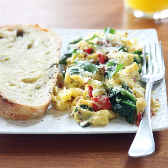 Quick High Protein Breakfast Recipes