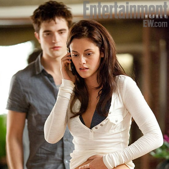 Robert Pattinson, Kristen Stewart Twilight Honeymoon Picture