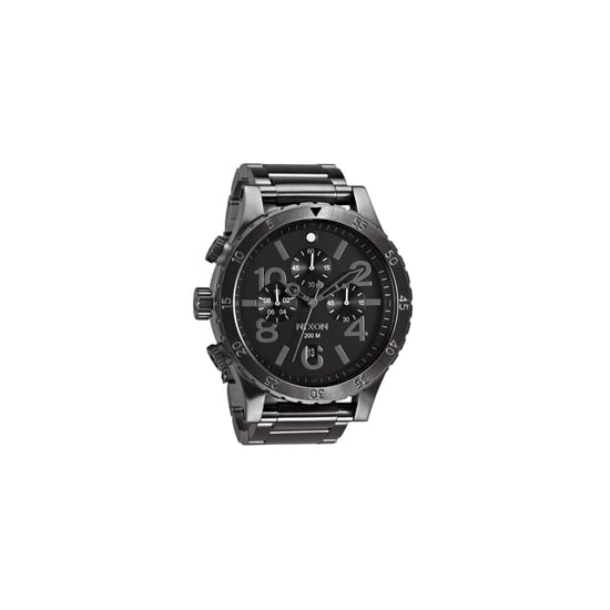 Nixon 48-20 Chrono Gunmetal Watch, $659.99