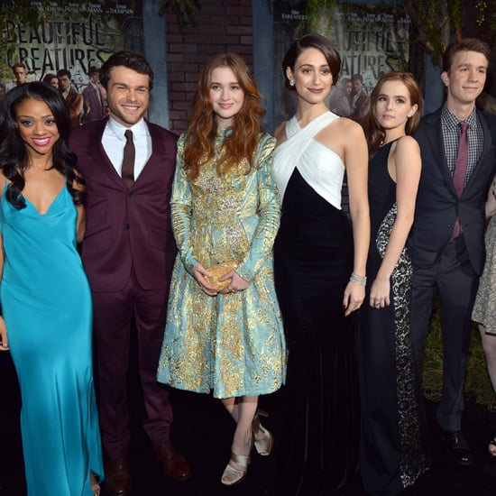 Beautiful Creatures LA Premiere Celebrity Pictures