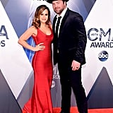 Sara Reeveley and Lee Brice