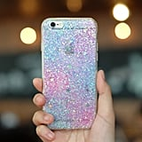 Mermaid Glitter iPhone Case ($21)