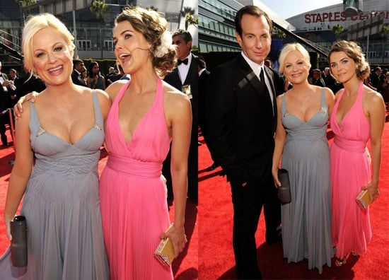 Pictures of Keri Russell, Amy Poehler and Will Arnett