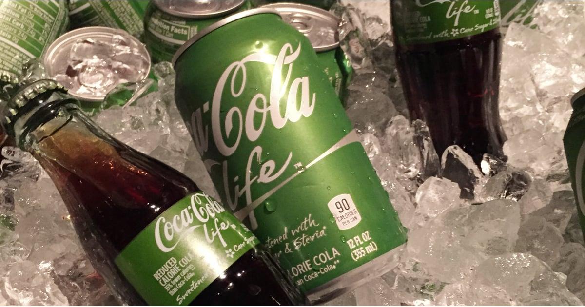 What Does Coke Life Taste Like Popsugar Food