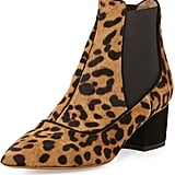 A few months ago, I saw a girl pair leopard boots with leopard socks and — I swear! — it looked so good. My next big purchase will definitely be these Calf Hair Chelsea Boots by Tabitha Simmons ($895), allowing me to copy that stylish stranger's hack all Winter long.  — SS
