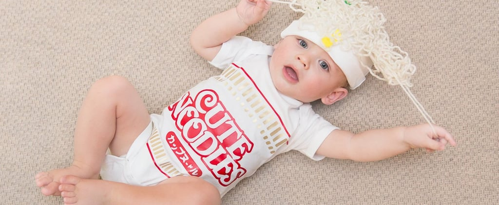 The Cutest Halloween Costumes For Your Pint-Sized Foodie