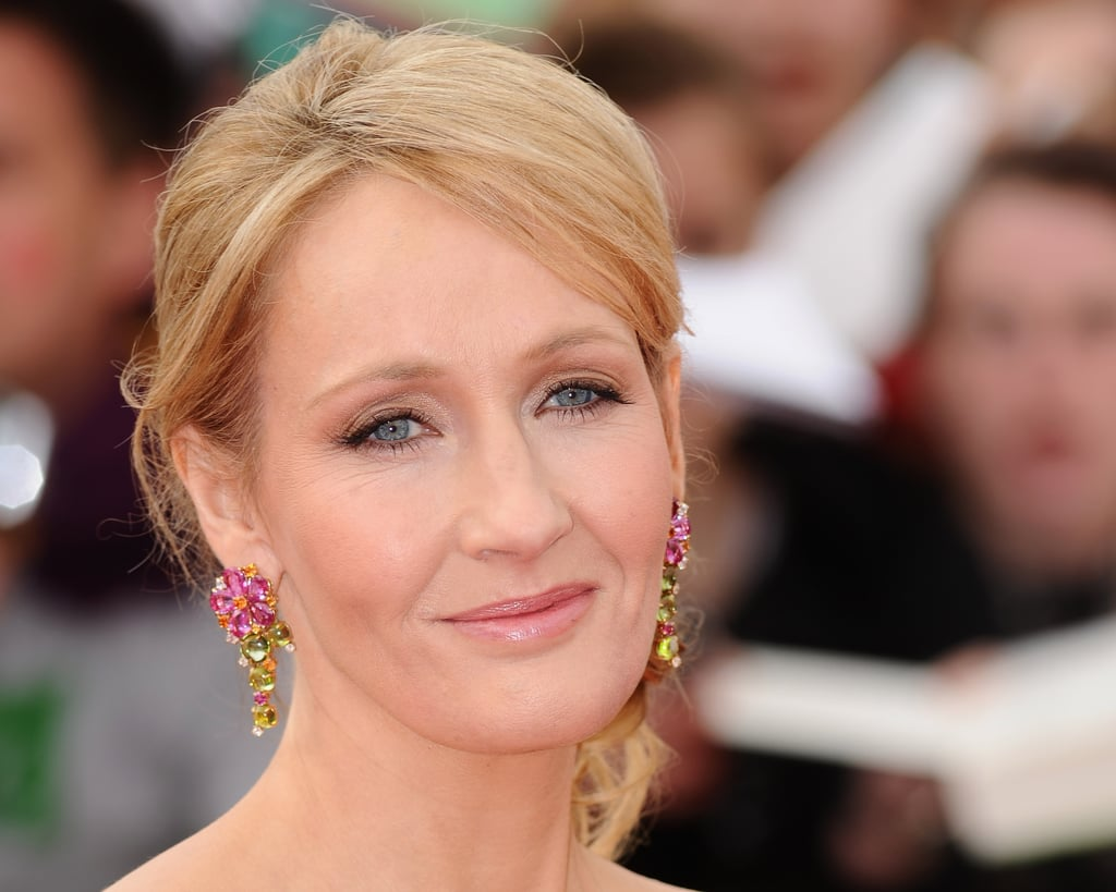22 J.K. Rowling Facts That Prove She Is ACTUALLY a Magical Human