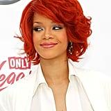 Rihanna's Bob Haircut in 2011