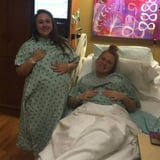 The Ultimate BFFs Gave Birth Minutes Apart - in Adjoining Hospital Rooms