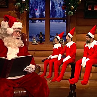 Jason Momoa Elf on the Shelf Skit SNL Dec. 8, 2018