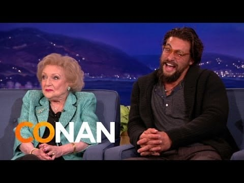 When He and Betty White Couldn't Stop Flirting, and It Made Us Totally  Jealous | 13 Sexy