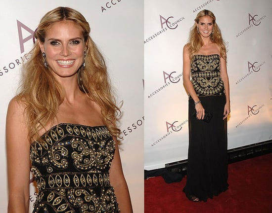 ACE Awards: Heidi Klum