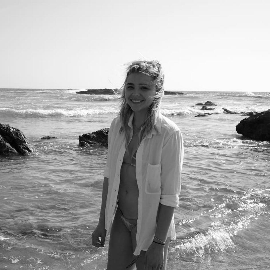 Beach chloe grace moretz Chloë Grace