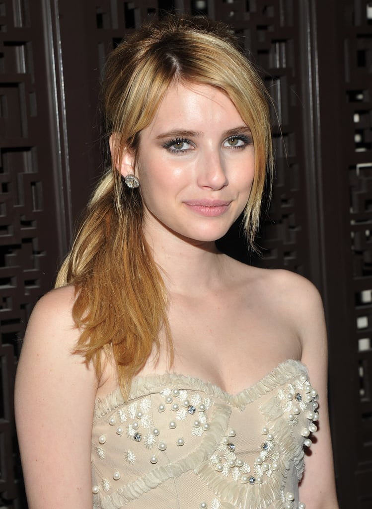 Emma Roberts U0026 39  Best Hair And Makeup