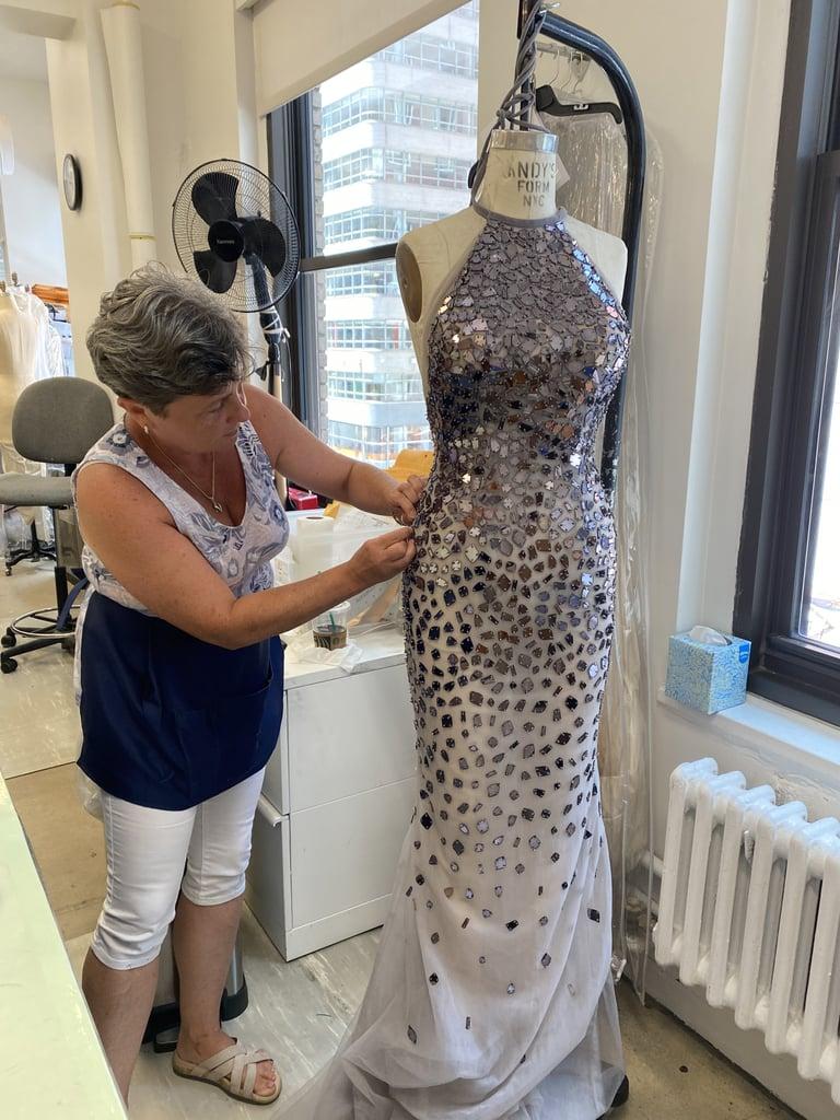 Clare Crawley's Premiere Dress