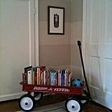 Vintage Toys as Storage
