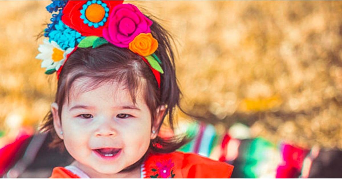 Frida Kahlo Baby Headband Popsugar Latina