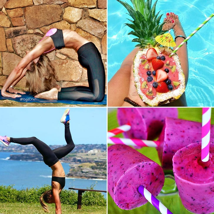 Health And Fitness: The Best Inspirational Health And Fitness Instagram Pics