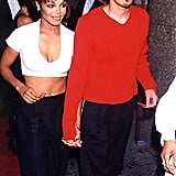 Janet Jackson and René Elizondo Jr., 1995